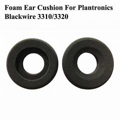 Foam Ear Cushions For Plantronics Blackwire 3310 3320 Headsets