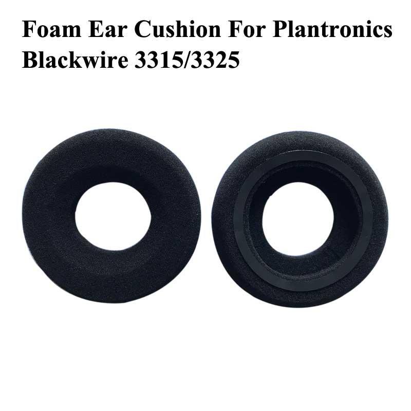 Foam Ear Cushions For Plantronics Blackwire 3315 3325 Headsets 1