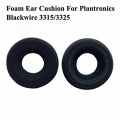 Foam Ear Cushions For Plantronics Blackwire 3315 3325 Headsets