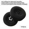 Foam Ear Cushions 71781-01 For Plantronics Headsets SupraPlus CS351