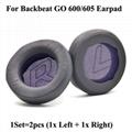 Leatherette Ear Cushions For Plantronics