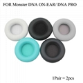 Protein leather Ear Cushions For Monster