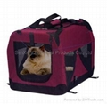 Portable Soft Side Pet Crate 1