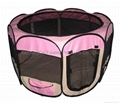 Portable Pet Dog Play Yard  1