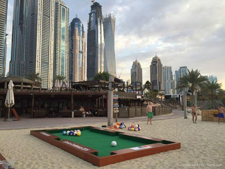new snookball game poolball game made in China 4