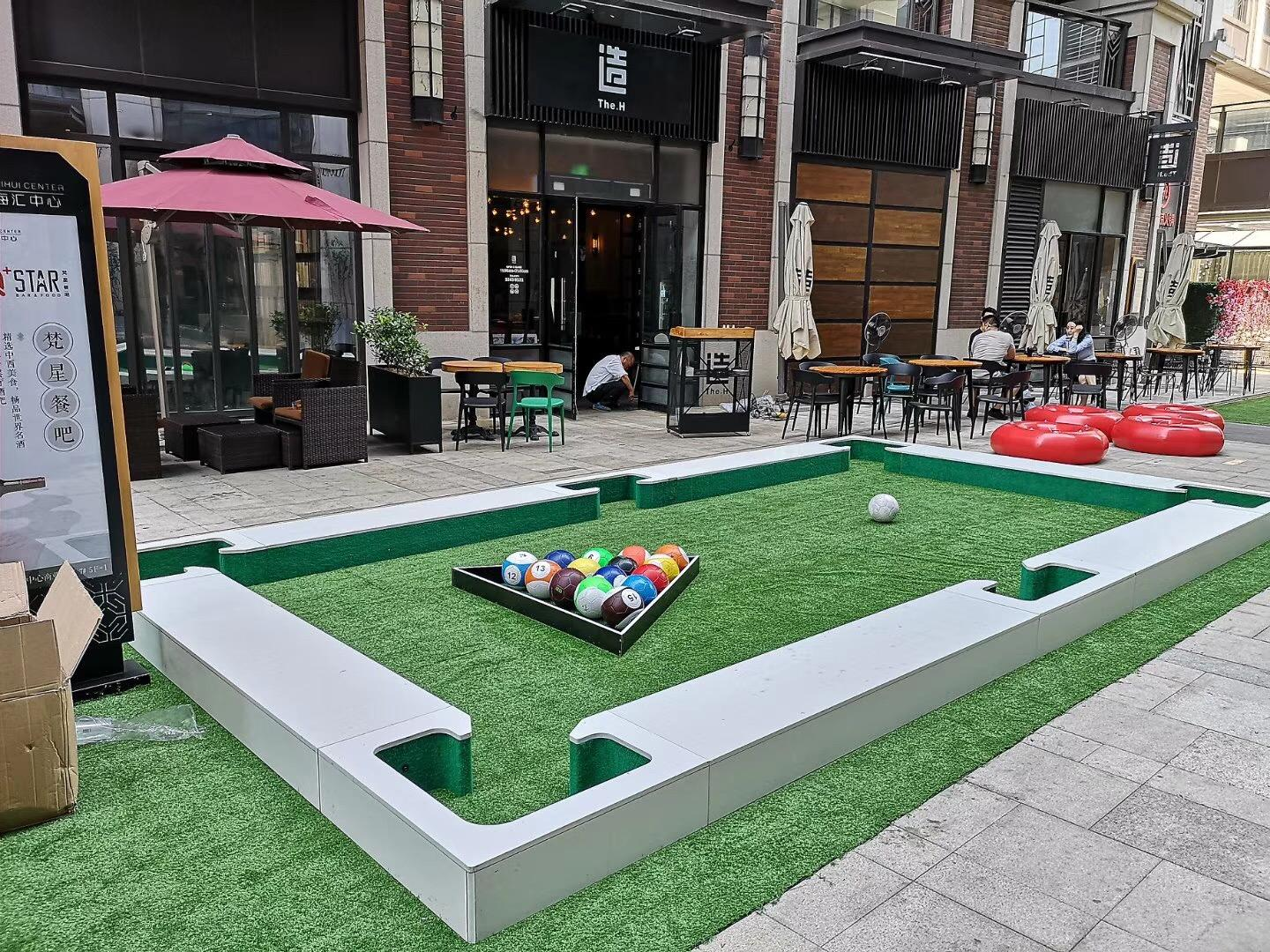 new snookball game poolball game made in China 1