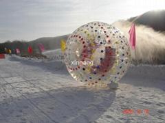 Zorb Ball(zorbing ball,orb ball,snow ball,grass ball) made of 1.0mmTPU