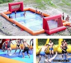 Inflatable Football Play