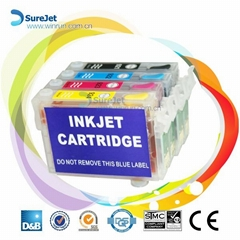 Refillable cartridges for T0921 T0922 T0923 T0924