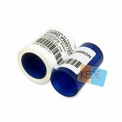 Datacard High-capacity P/N 532000-004 White Monochrome Ribbon