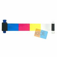 美吉卡MA300YMCKO彩色兼容色帶