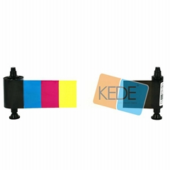 Evolis R3013A YMCKO(Short Panel) Compatible Ribbon