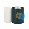 For CIM NC900KRC411 Ф22mm YMCKO Color Compatible Ribbon - 300 prints/roll 2
