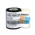 For CIM NC900KRC411 Ф22mm YMCKO Color Compatible Ribbon - 300 prints/roll 3