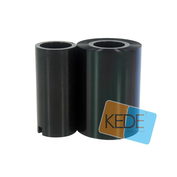 For CIM NC900KRC411 Ф20mm YMCKO Color Compatible Ribbon - 200 prints/roll 1