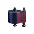 Evolis R3111 YMCKO compatible color