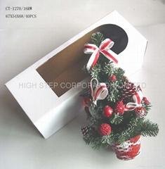 圣诞饰品树