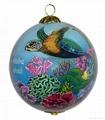 圣诞玻璃球