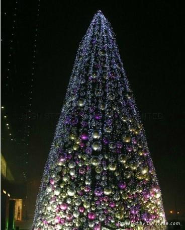 大型户外圣诞树 3