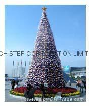 大型户外圣诞树 4