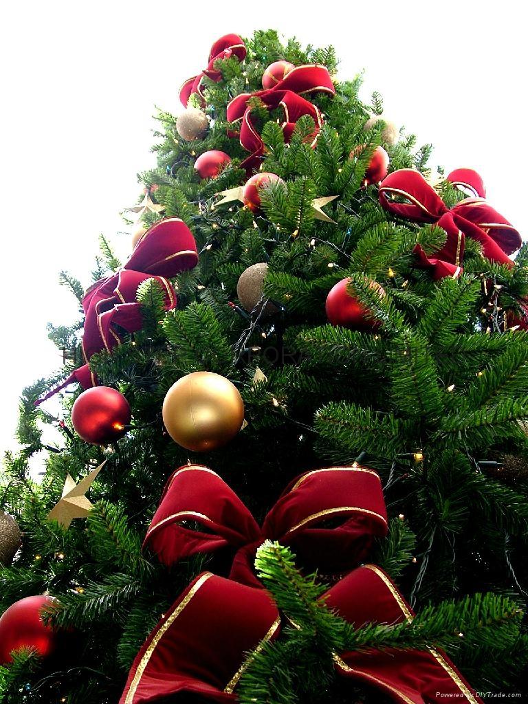 大型户外圣诞树 12