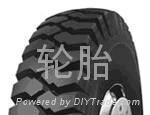 自卸车轮胎