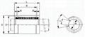 Open Linear Bearings KB-OP,LME-OP