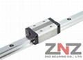 TBI Linear Motion Guide TRS-V