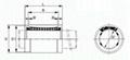 Stainless Linear Bearing KBS-GA