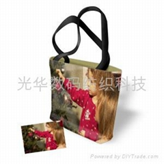 photo lady bag
