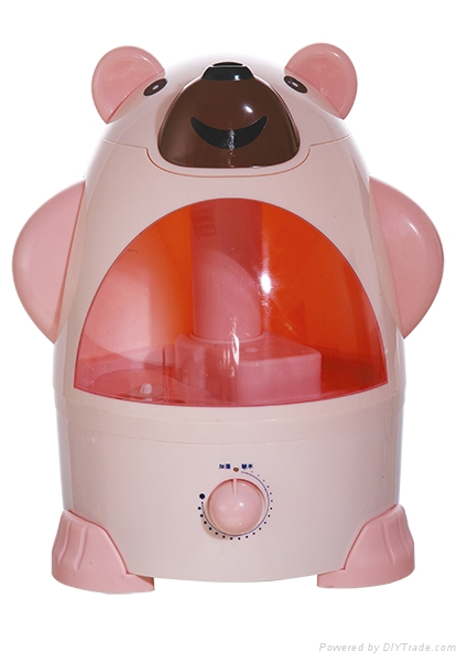 威爾熊加濕器 4