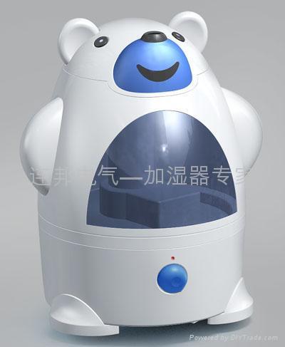 威爾熊加濕器 1