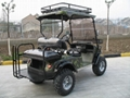 CE Approved Four Seater Electric Hunting Buggy