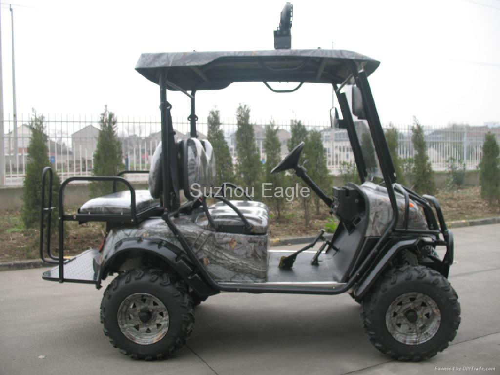 CE Approved 4 wheel drive hunting buggy 2
