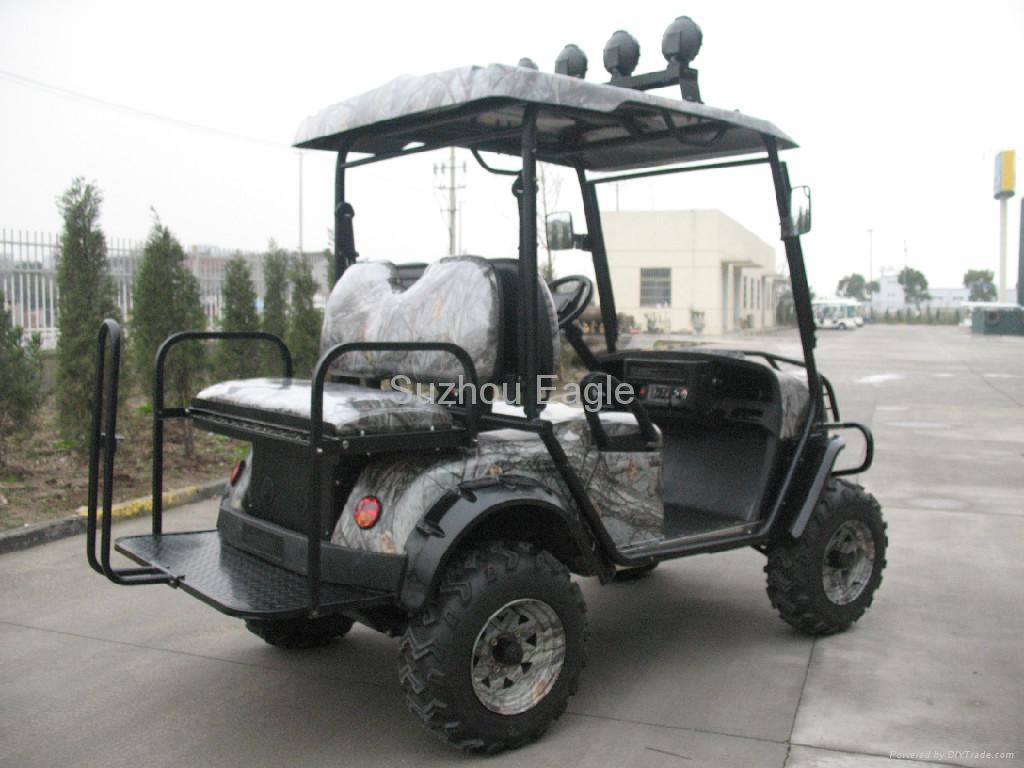 CE Approved 4 wheel drive hunting buggy 3