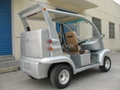 CE Approved Four seater Electric Passenger Car