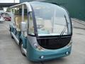 RHD Electric Shuttle Bus