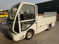 Electric mini garbage truck, garbage bin collecting car,EG6032X
