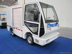 Electric high pressure water washing truck,EG6032XA1