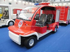 Electric fire fighting car, EG6010F
