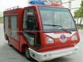 Electric fire engine truck, EG6040F