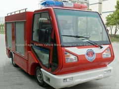 Electric fire engine truck, EG6040F