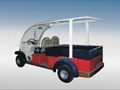 CE approved electric utility car 2