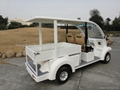 CE approved electric utility car 4