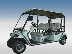 Street Legal Golf Cart, 4 seater