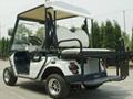 Street Legal Golf Utility Car, 4 seater, Flip-flop seat