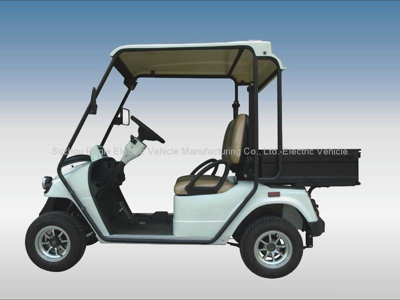Eec Homologated Street Legal Electric Utility Vehicle
