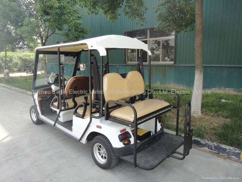 EU homologated street legal shuttle vehicle 3