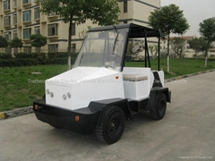 Electric Tractor, 5tons towing capacity