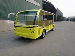 23 seater electric minibus